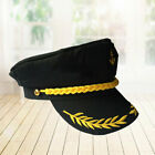 Hat Manian Style Cosplay Admiral Costume Marine Navy for Captain Adults Men
