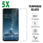 5pcs Tempered Glass For Lenovo 9H 2.5D Screen Protector Case Friendly