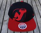 RHTZIP-2 ZEPHYR NEW JERSEY DEVILS TEAM ICE HOCKEY MENS SPORT SNAPBACK HAT $17.99 USD on eBay