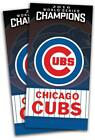 Chicago Cubs Cornhole Bag Toss Wrap Set on Ebay