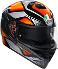 AGV Adult K-3 SV Liquefy Full Face Motorcycle Helmet Sport Touring DOT ECE 2019
