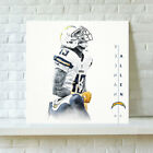 San Diego Chargers Keenan Allen HD Print Oil Painting Art on Canvas Unframed $8.0 USD on eBay