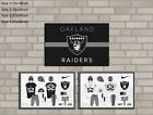 HD Print Oil Painting Home Decor on Canvas Oakland Raiders 3PCS/SET Unframed $36.0 USD on eBay
