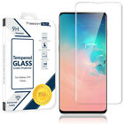 ✅Samsung Galaxy S10 / S10 Plus 10e Full Coverage Tempered Glass Screen Protector