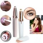 Kyпить Electric Eyebrow Trimmer For-Flawless Hair Brows Removal Remover LED Light на еВаy.соm