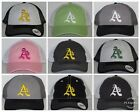 Oakland Athletics Retro Snapback Cap ⚾️Hat ⚾️MLB Patch Logo ⚾️11 Styles ⚾️New on Ebay