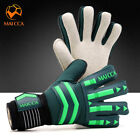 Professional Goalkeeper Gloves Strong Finger Save Protection Pakistan Import 4mm