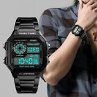 PANARS Watch Men Sport Relogio Masculino Digital Watches Chronograph Waterproof  image