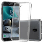 For Samsung Galaxy J3 2018/Star/Orbit/Aura/Achieve Clear Case Cover Accessories