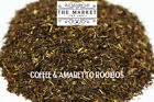 ***Luxury COFFEE & AMARETTO ROOIBOS Tea  - 4 Sizes - PAPER BAG - NO PLASTIC***