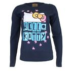 Hello Kitty - Bows & Stars - Ladies - Long Sleeved T-shirt - Official