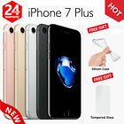New Apple iPhone 7 Plus -32GB 128GB - (Works GSM Unlocked; AT&T / T-Mobile 4G)