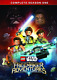 LEGO STAR WARS: FREEMAKER A...-LEGO STAR WARS: FREEMAKER AD (US IMPORT) DVD NEW