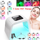 7Colors LED Light Therapy Skin Rejuvenation PDT Anti-aging Face Beauty Machine^^