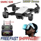 S20 RC Drone Quadcopter with 1080P WiFi FPV Wide-angle HD Camera Toy Gifts