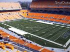 (2) Steelers vs Browns Tickets Upper Level Sidelines Under Cover Section 540!!