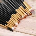 New set of 20 Professional pieces brushes pack complete make-up brushes BG