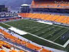 (3) Steelers vs Bills Tickets Upper Level Sidelines Under Cover Section 516!!
