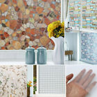 90/45cm Static Cling Cover Frosted Window Glass Film Sticker Privacy Home Decor