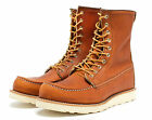 RED WING 8-INCH BOOT STYLE 877 ORO LEGACY MADE IN THE USA