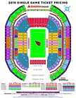 PlayStation Fiesta Bowl: College Football Playoff Semifinal Tickets - Glendale