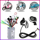 Electric Scooter E-Bike Controller LCD Display Panel with Speed Shifter Switch