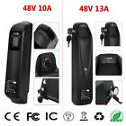 36V/48V Li-ion E-Bike Battery Electric Bicycle Pack Lockable w/USB Charging Port <br/> Environment Friendly√Power Display√Long-Term Use√UK DPD
