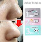 HOLIKA HOLIKA Blackhead Remover 3 Step Face Mask Deep Cleansing Pore Peel Acne