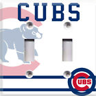 Baseball Chicago Cubs Themed Light Switch Plate Cover ~ Choose Your Cover ~ on Ebay