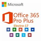 INSTANT MICROSOFT OFFICE 365 LIFETIME License 🔑 5 DEVICES 5TB  MAC/WIN Key 🔑