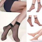 Kyпить 10-20 Pairs Women Nylon Elastic Short Ankle Sheer Stockings Silk Short Socks USA на еВаy.соm