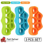 3/6 PCS Set Finger Stretcher Hand Exercise Grip Strength Resistance Train Bands image