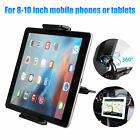 Universal 360° Rotation Car CD Slot Mount Holder Stand Fr 8-10 inch Phone Tablet