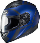 HJC Adult Blue/Black CS-R3 Faren MC-2sf Motorcycle Helmet
