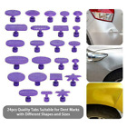 T-Bar Slide Hammer Paintless Dent Repair Hail Removal Tool 18pc Glue Puller Tabs <br/> Please select 'Puller+18 Tabs' if you need a combo!!!