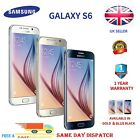 Samsung Galaxy S6 SM-G920F - 32GB (Unlocked) Android Smartphone GOLD & BLACK