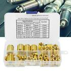50Pcs High Strength Screw Self-tapping Sleeve Thread Repair Insert Kit Tool Set