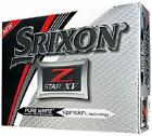 Srixon Z-Star Xv Prior Generation Golf Balls (One Dozen)