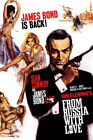 X2997 James Bond From Russia With Love Classic Movie Art Silk Poster $16.71 CAD on eBay