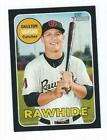 2018 Topps Heritage Minors BLACK BORDER VARIATION RC - PICK FROM LIST #/50