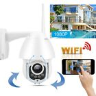 "2.5 "" P2P WIFI 1080P HD IP Camera Waterproof PTZ Security Camera With 4 IR Light"