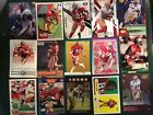NFL Team Lots of 330 cards. PICK YOUR TEAM. RC and Stars included. NO DUPLICATES on eBay