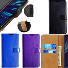 Leather Case For Samsung Galaxy A50 A40 A30 A70 S3 Phone  Flip Card Wallet Cover