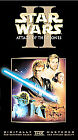 Star Wars Episode II: Attack of the Clones (VHS, 2002, Special Edition) $0.99 USD on eBay