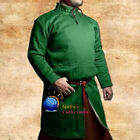 Medieval Gambeson Armor Knight Armor Thick padded costumes Jacket dress Sca larp