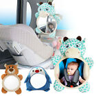 Mirror Back Seat Safety Easy View Facing Rear Baby Kid Monitor Car Accessories