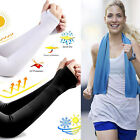 INSTANTLY EXTREMELY COOL GYM TOWEL Arm Warmers UV Protection for Men Women Youth image