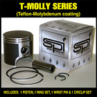 T-Moly Series Piston Kit~1999 Arctic Cat Thundercat MC Sports Parts Inc. 09-612