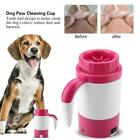 USB Dog Brush Pet Foot Washer Cup Portable Dog Foot Wash Tools Soft Silicone