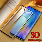 Full Coverage 3D Tempered Glass Screen Protector For Huawei P30 P20 Pro Mate 20